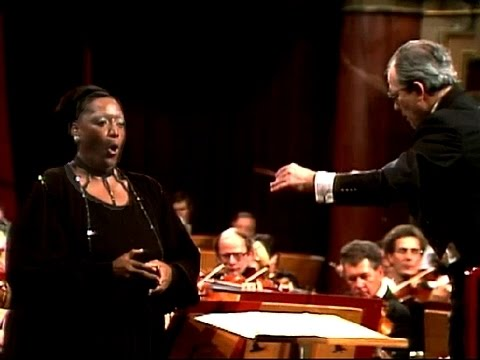 Richard Strauss - Vier Letzte Lieder | Four Last Songs | Jessye Norman, Wolfgang Sawallisch [HD]