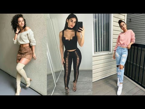 Instagram street style outfit for girls \ Fashion Alert of 2017