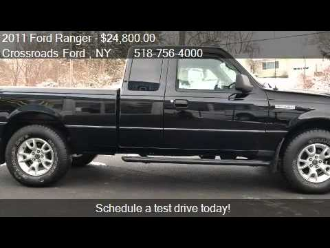 2011 ford ranger xlt supercab 4x4 for sale in ravena ny. Black Bedroom Furniture Sets. Home Design Ideas