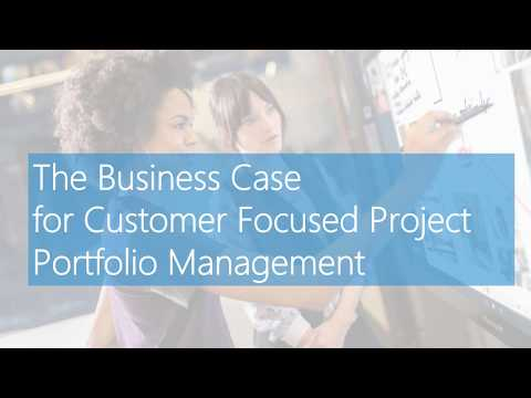 The Modern Professional Service Organization (PSO) - Customer Focused Project Portfolio Management