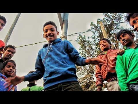 Delhi Slum Kids Aspirations & Dreams   By Tripnotising Akshat