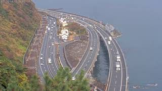 静岡市さった峠 交通の要衝
