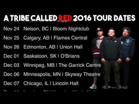 Http Atribecalledred Com Tour
