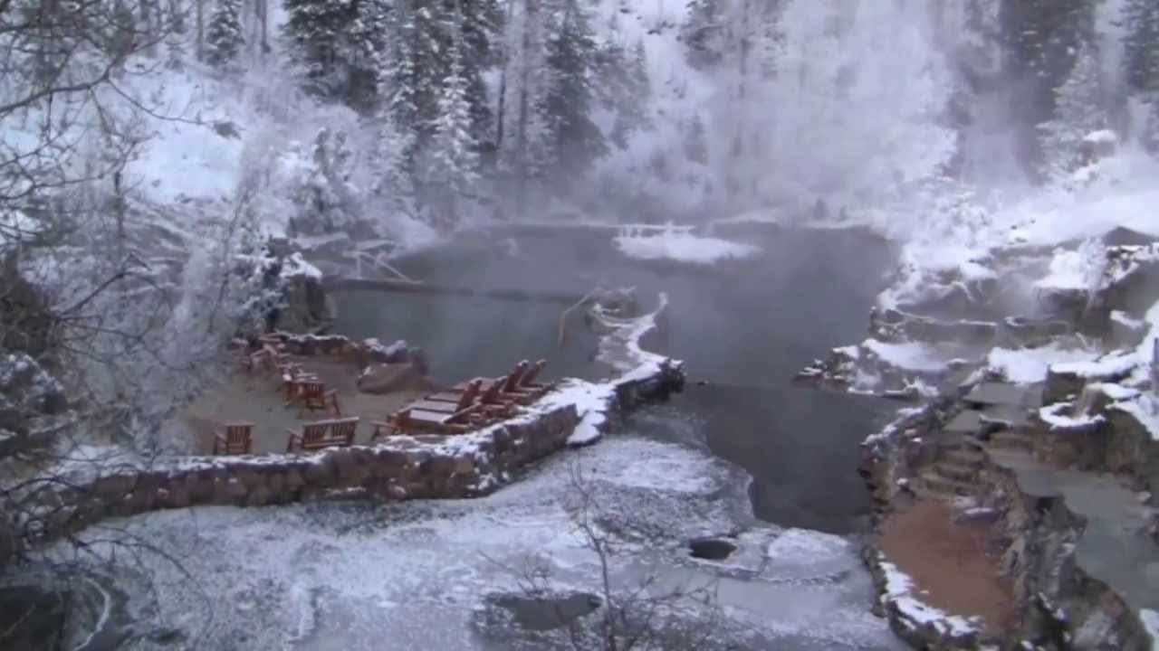 Colorado Natural Hot Springs Free