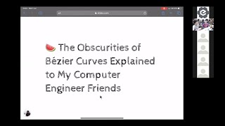 The Obscurities of Bézier Curves Explained to My Computer Engineer Friends - Talk.CSS #52