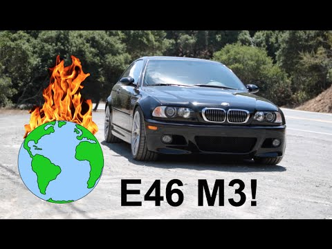 6 Reasons You'll Love The E46 BMW M3