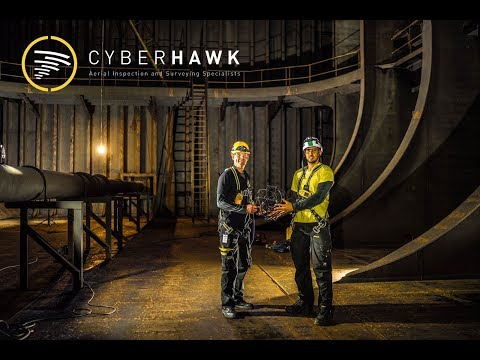Cyberhawk achieves ABS Accreditation for Internal Tank UAV Inspection