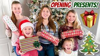 OPENING SECRET SANTA PRESENTS!