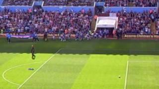 Wigan Athletic vs Aston Villa