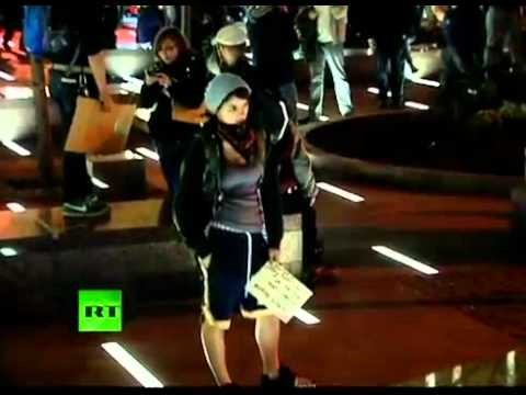 OWS protesters reclaim Zuccotti Park