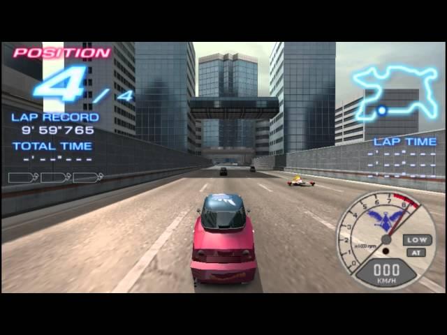 Ridge Racer 2 (psp) Max Tour 7-8