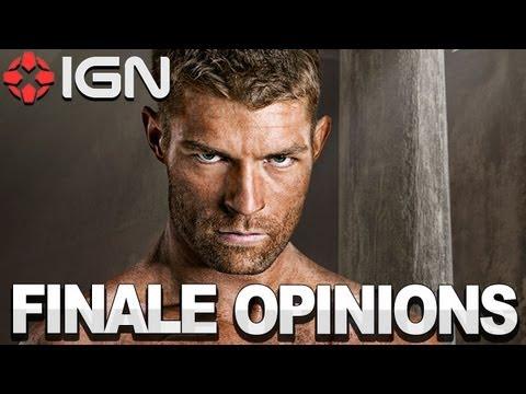 Spartacus: Vengeance - Finale Discussion