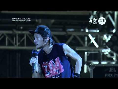 BODYSLAM   @ PATTAYA MUSIC FESTIVAL 2016