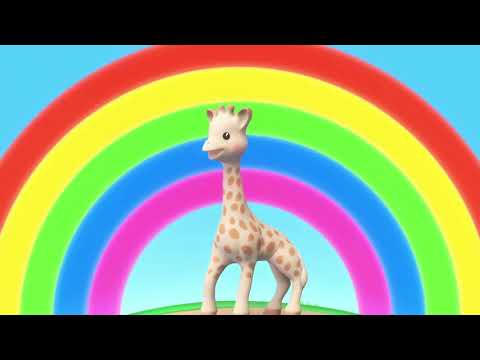 Sophie La Giraffe Theme Song English And French Loop 20+