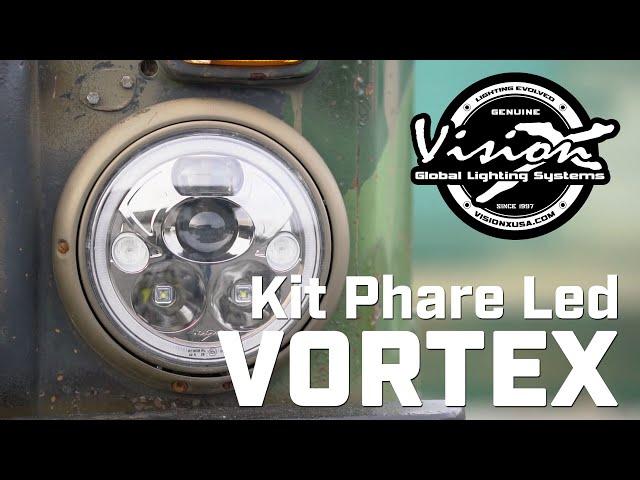 Kit Phare LED VORTEX - VisionX