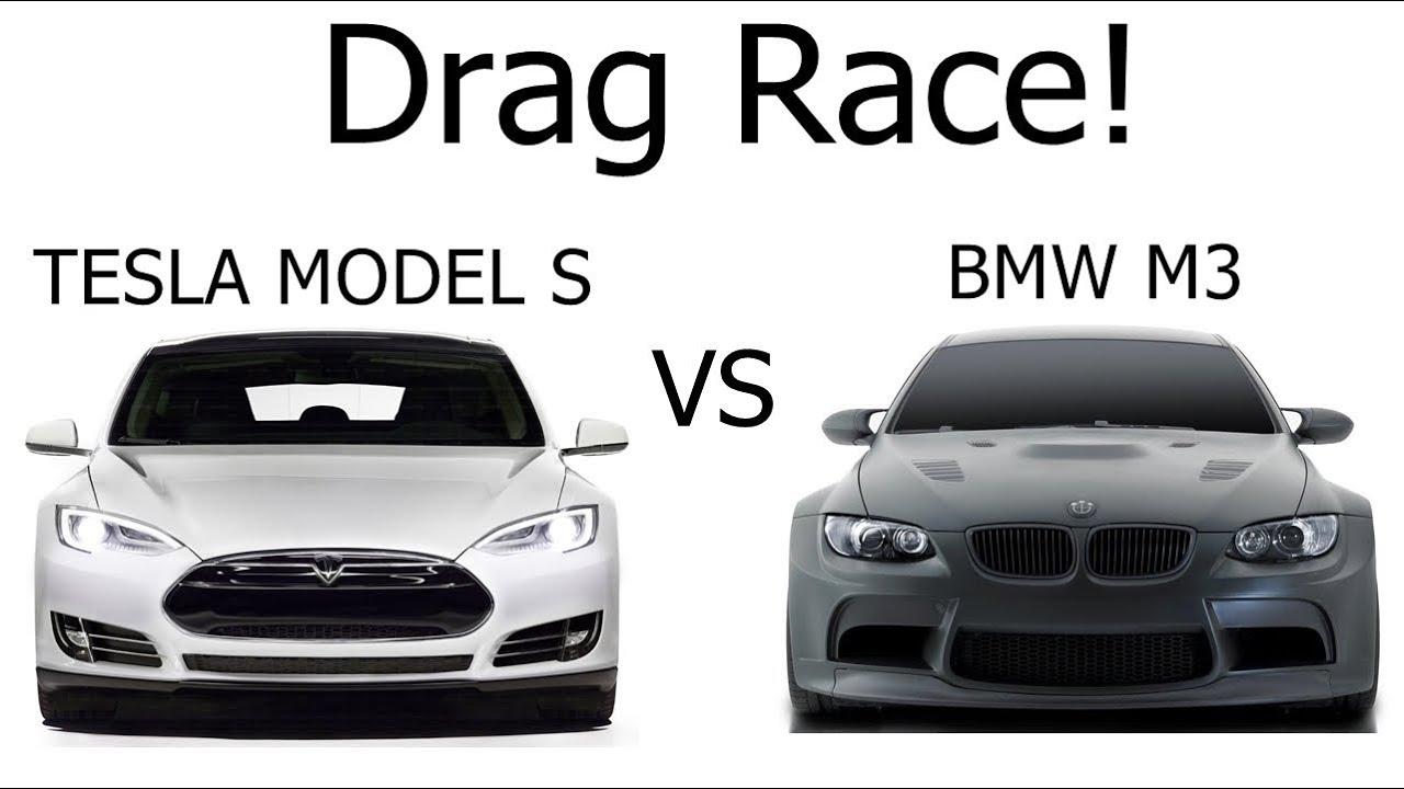 Exclusive tesla model s vs bmw m3 tesla motors vs for S and s motors