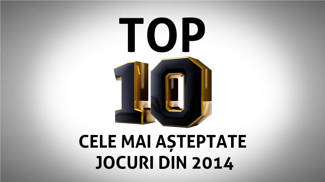 TOP 10 - Cele mai așteptate jocuri din 2014