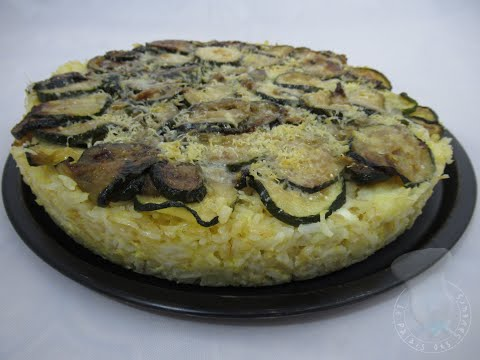 recette-du-gâteau-de-riz-aux-courgettes