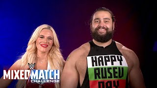 Rusev & Lana set out to help Global Citizen in WWE Mixed Match Challenge