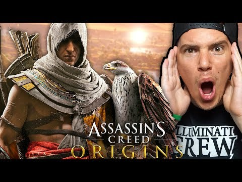 HO PROVATO ASSASSIN'S CREED ORIGINS PER 4 ORE! - Assassin's Creed Origins GAMEPLAY ITA (Anteprima)