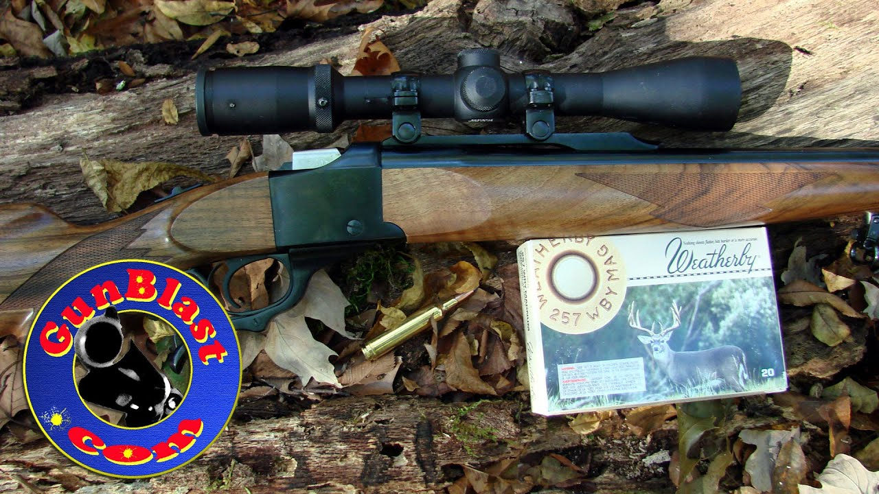 Shooting Lipsey's Exclusive Ruger No  1 Single-Shot 257 Weatherby Magnum -  Gunblast com
