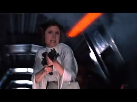 Carrie Fisher's most memorable moments