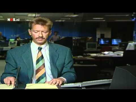 First Dutch news at 1992 Amsterdam-Bijlmer crash (El Al - Fl
