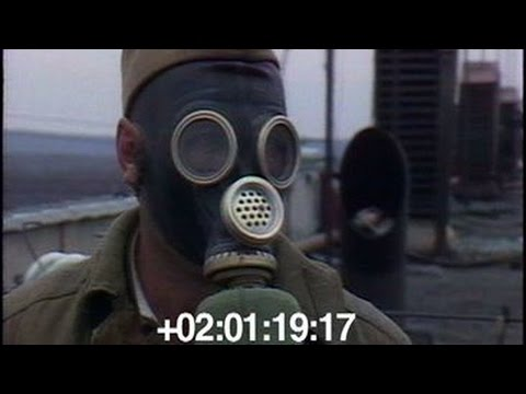 1986. ЧАЭС. Отметка
