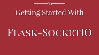 Creating a Chat App With Flask-SocketIO