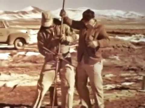 "Atomic Test Film: ""Operation Teapot "" pt3-3 1955 USAF"