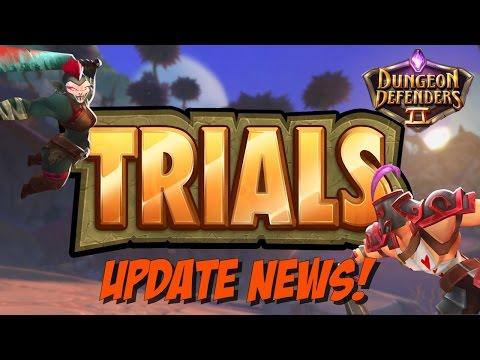 DD2 Trials Update! New Changes Coming Next Week!