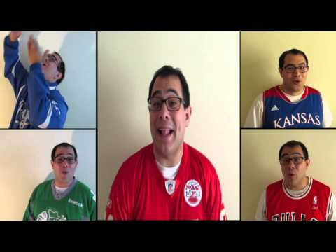 All About That Rosh-Hashanah (All About that Bass Parody - One Man Jewish Acapella)