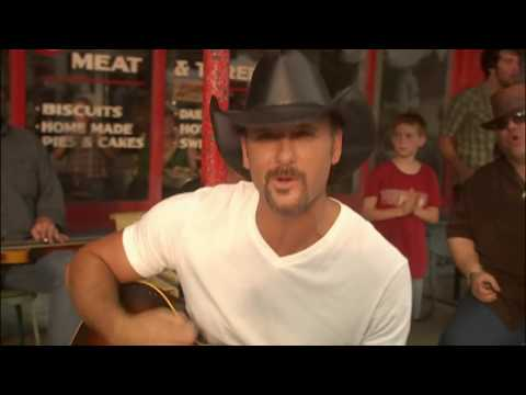 Tim McGraw - Southern Voice (Official Music Video)