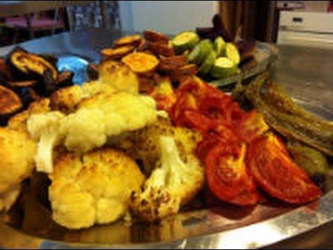 """תכנית בישול בריא בשידור חי מס' 1  """"ישראל בריאה 2014"""""""