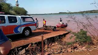 Identificado homem que foi encontrado morto boiando no lago em Itaipulândia