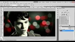 Tutorial Efeito Nina Congelada - Curso de Photoshop Intermediário