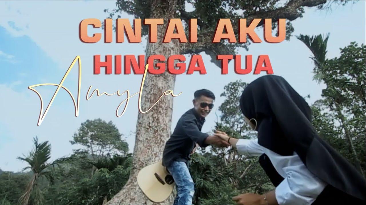 Amyla - Cintai Aku Hingga Tua [ Official Music Video ]