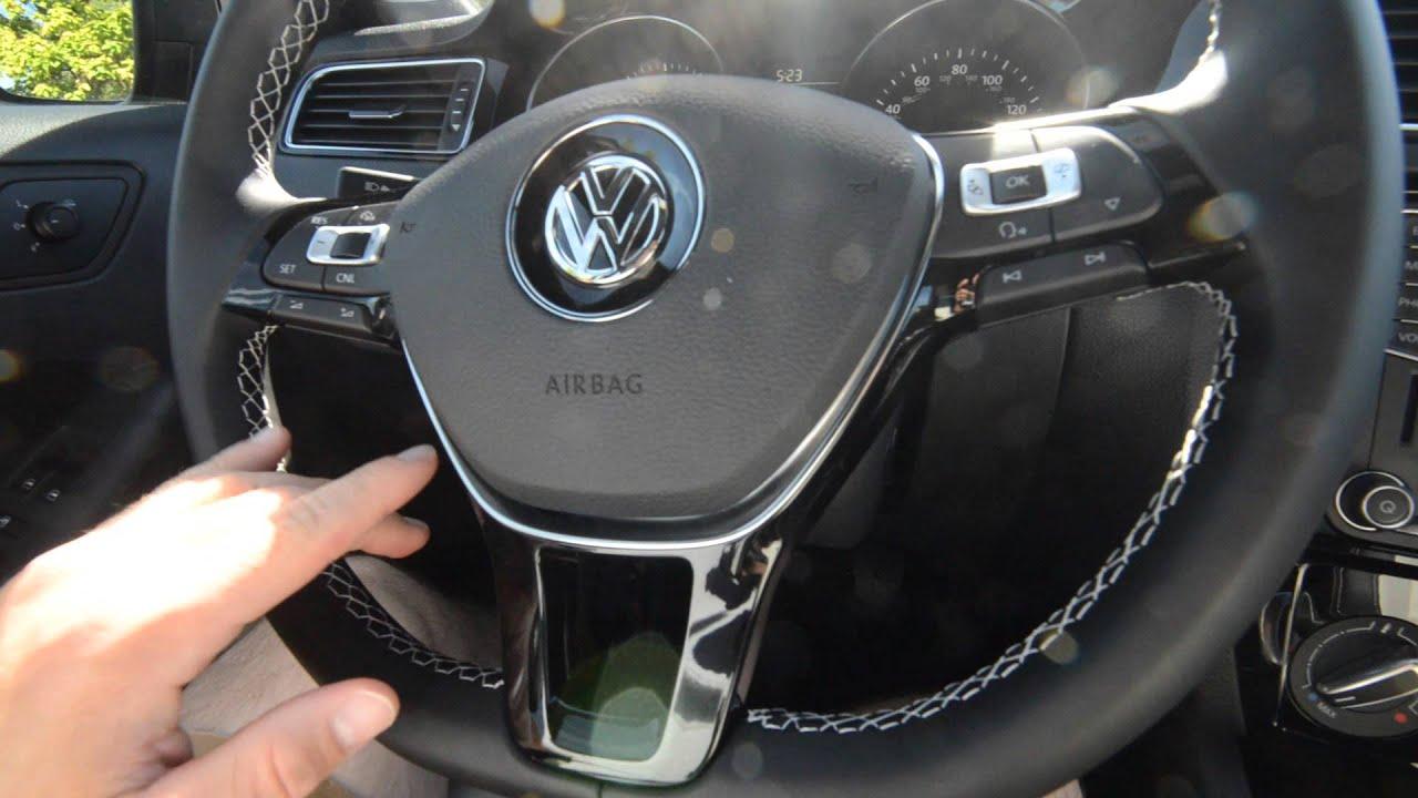 BRAND NEW 2016 Volkswagen Jetta Sport 1.8T Manual Walk-Around Trend Motors VW Rockaway, NJ - YouTube