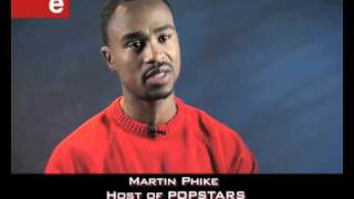 Martin Phike - How has POPSTARS changed your life?