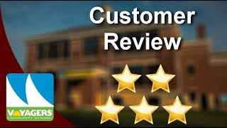 Remarkable Five Star Review by Maritza M. Voyagers' Community School Eatontown
