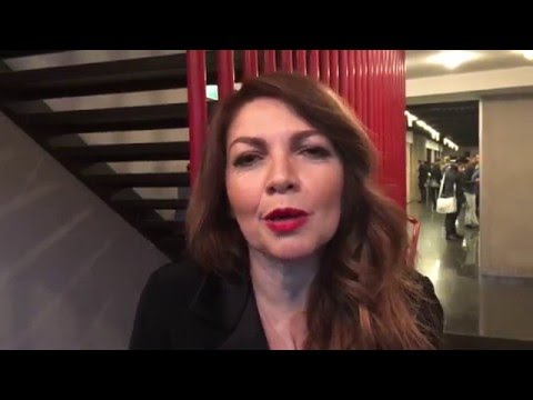 Cristina D'Avena a Sanremo 2016 - la videointervista