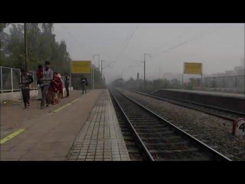 IRFCA - Rarest Capture Legendary Kashi Vishwanath Express With Twin TKD ALCOS at High Speed