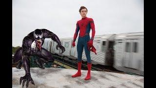 Человек паук появится в фильме