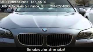 2011 BMW 5 Series 535i xDrive - for sale in TETERBORO, NJ 07