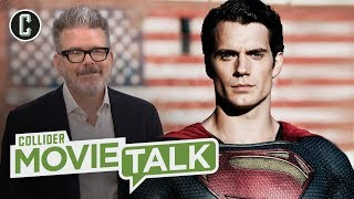 Man of Steel 2: Christopher McQuarrie Teases Superman Idea Discussed with Henry Cavill - Movie Talk