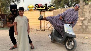 خطفو ابني 💔😤 _ ام زعموط ضد العصابة   مصطفى ستار