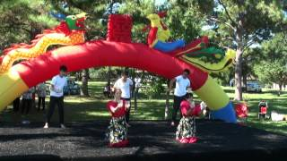 UCF FSA Water Dance (Pandaggo Sa Ilaw) - Asian Cultural EXPO 2014