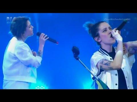 Tegan and Sara: Lollapalooza Brazil 2017 [HD] - FULL SHOW