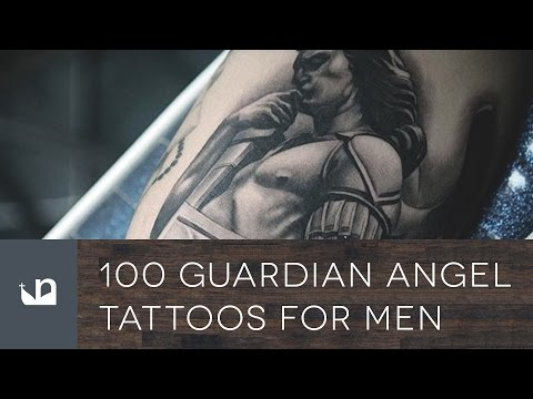 100 Guardian Angel Tattoos For Men