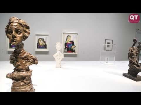 Picasso-Giacometti exhibition | Fire station – Artists in Residence.